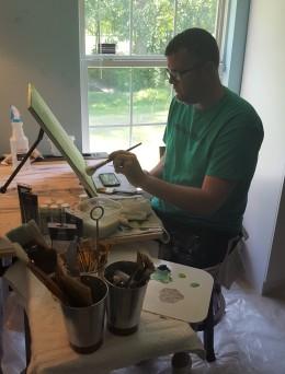 Michael's Studio