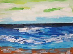Ocean 24x18