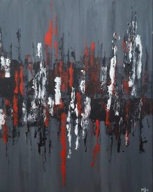 Dark Reflections 20x16 SOLD