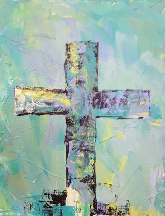Green Cross 8x10