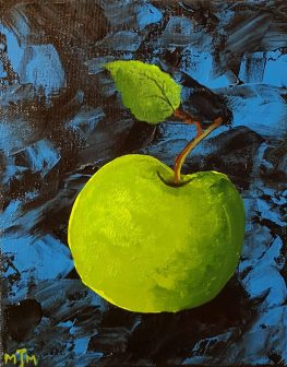Green Apple 8x10