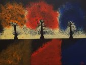Autumn Trails 24x18 SOLD