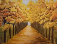 Peaceful Pathway 20x16 SOLD