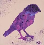 Baby Bird 6x6