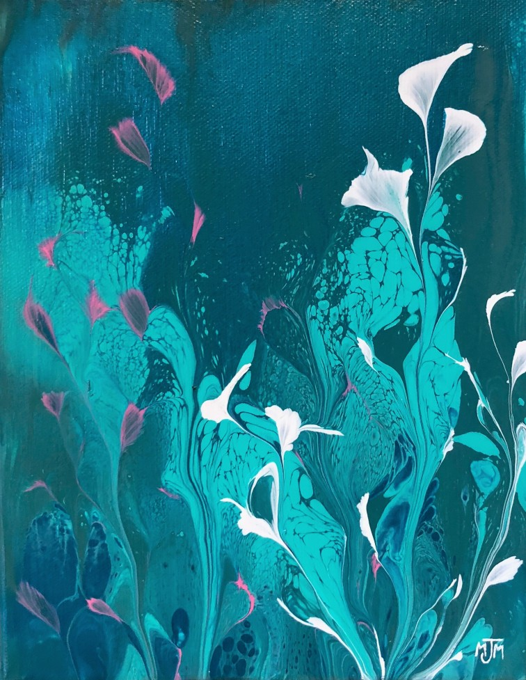 Fairy Flowers 8x10