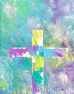 Spring Cross 8x10
