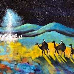 Bethlehem 20x16