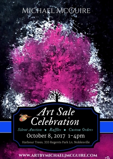 Michael's Art Sale Celebration – Art by Michael J McGuire