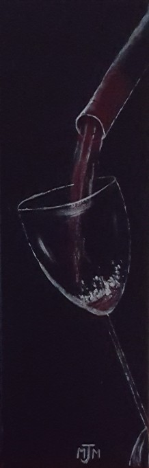 Wine Tasting 12x4