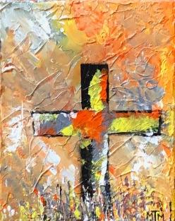 Fall Cross 8x10