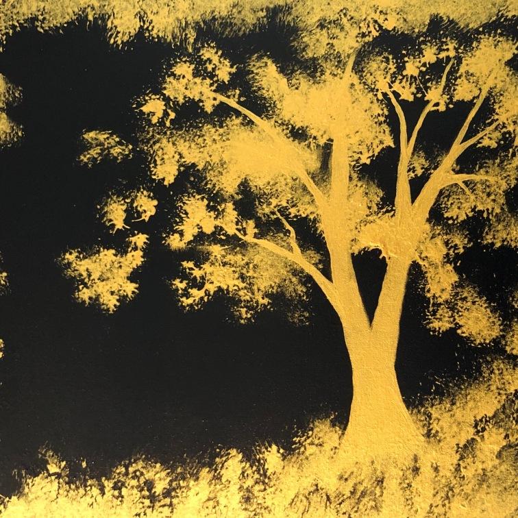 Golden Life 24x20